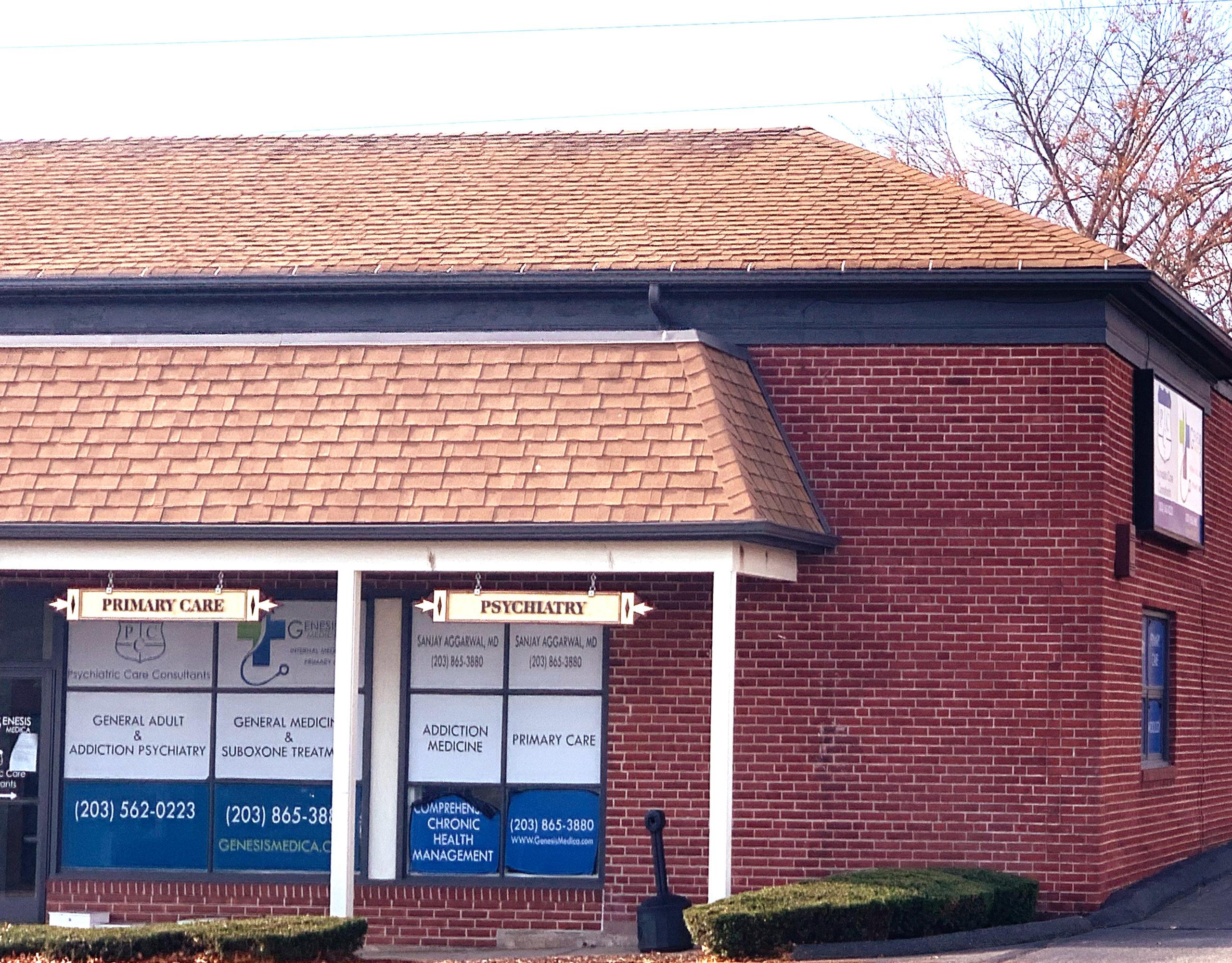 Genesis Medica Milford Office
